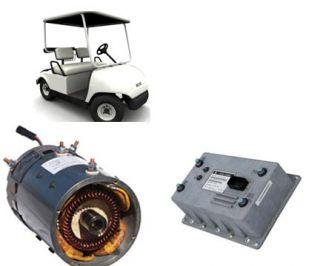 Yamaha Golf Cart G19 G22 G29 Speed Motor Controller