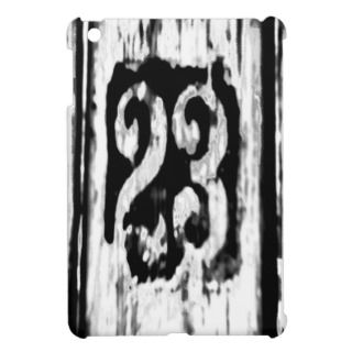 Number 23 case for the iPad mini