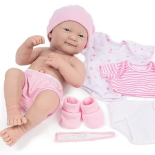 Berenguer La Newborn Baby 14 inches Face A