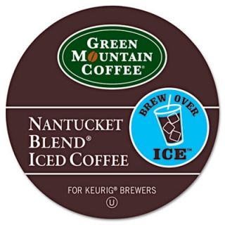Green Mountain Coffee Roasters Brew Over Ice Nantucket Blend Iced
