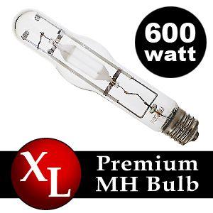Xen Lux 600 Watt Metal Halide Grow Light Bulb Lamp 600W MH HID