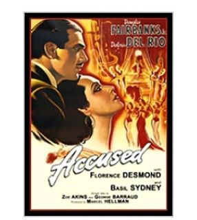 1936 DVD Douglas Fairbanks Jr Delores Del Rio Googie Withers