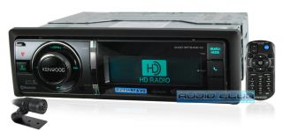 Kenwood KDC BT948HD in Dash Car Stereo HD Radio Pandora CD Receiver