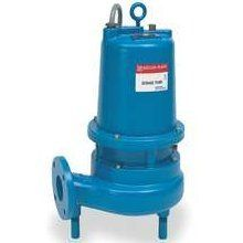 Goulds Submersible Sewage Pump 2 HP WS2012D4 (3888D4) Waste Water Pump