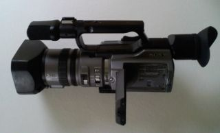 Sony Handycam DCR VX2100 Camcorder