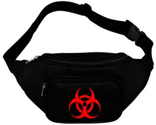 Printed   Bio Hazard Symbol