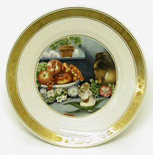 Royal Copenhagen HANS CHRISTIAN ANDERSEN PLATE #12   Thumbelina