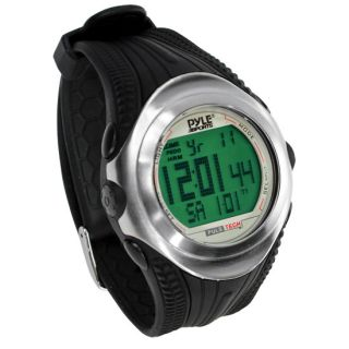 New PPDM1 Digital Heart Rate Monitor Watch With Chronograph, Pulse