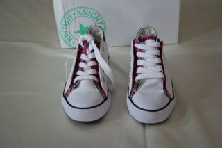 NIB British Knights DEMARCO 1 Girls White and Pink Size: U.S. 11.5 EUR