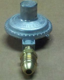 Regulator Low Pressure for Grills, Cookers, Smokers and Heaters, w/pol