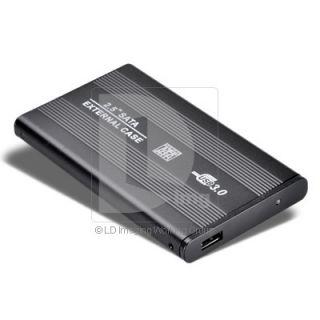 USB 3 0 Portable 2 5 SATA HDD Hard Disk Case Enclosure External HDD