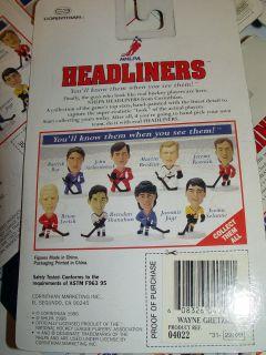 Corinthian NHL Hockey Headliners Whites Guide Limited Wayne Gretzky 5