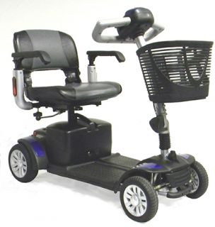 Electric Handicap Mobility Medical Cart Scooter Spitfire 1410