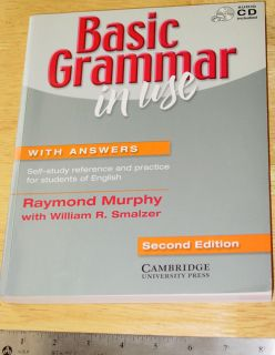 English Basic Grammar in Use with Answers with Audio CD