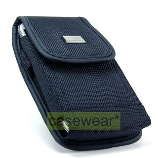 Heavy Duty Vertical Pouch for Apple iPhone 5 Belt Clip Case Holster