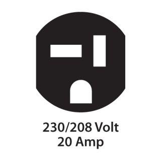 18 000 BTU Window Air Conditioner with Heat
