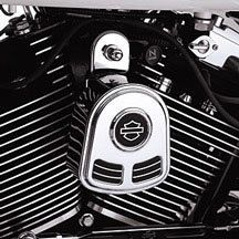 Harley Davidson® Bar Shield Logo Horn Cover 69166 01A
