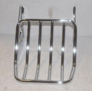 Harley Davidson 54215 09 Detachable Two Up Luggage Rack
