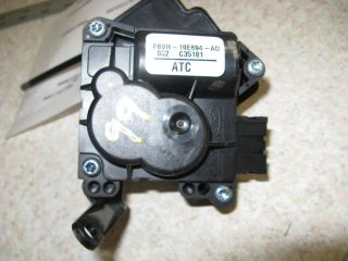 99 Lincoln Town Car Heater AC Blend Door Actuator Valve F8VH19E694