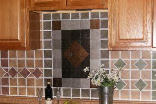 Vinyl Wall Tiles 4 Kitchen Bath Stone Ceramic Look Colors