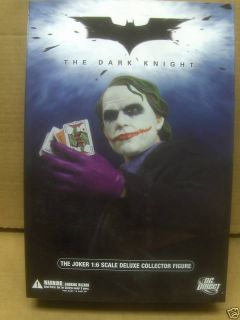 The Dark Knight The Joker Heath Ledger Figure 1 6 Scale