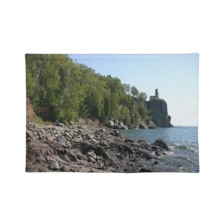 Split Rock Lighthouse placemat
