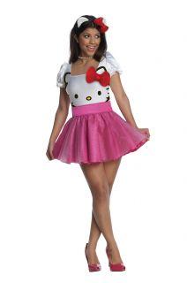 Rubies Costumes Hello Kitty Adult Costume