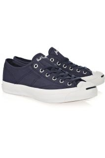 Converse Jack Purcell Helen canvas sneakers