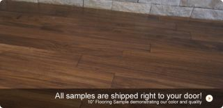 Hand Scraped Acacia Hardwood Flooring Engineered Wood