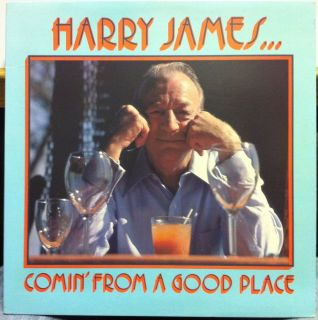 Harry James Comin from A Good Place LP Mint Lab 6 D2D Audiophile