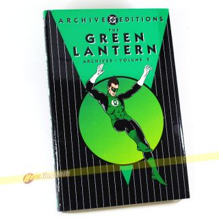 DC Archives The Green Lantern Vol 2 Hardcover HC New