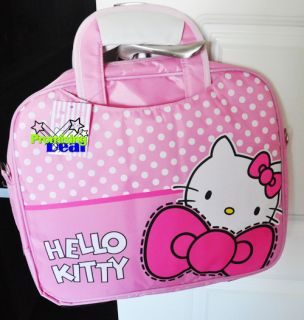 Hello Kitty 12 15 5 Laptop PC Case Bag Handbag Shoulder Bag