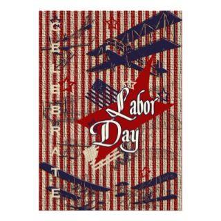 Labor Day Celebration Invitation