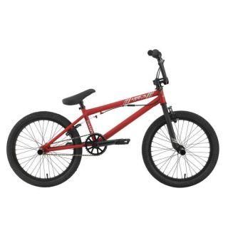 Haro BMX 2012 100 3 Matte Red Racing Freestyle 20 Wheels