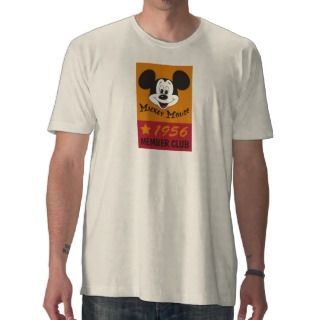Disney Mickey Mouse Member Club Tshirt