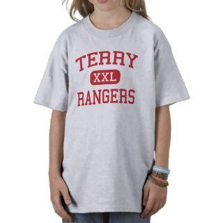 Terry   Rangers   High School   Rosenberg Texas Shirt