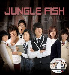 KBS] Korea Korean Drama DVD English Subtitle / Jungle Fish 2 8