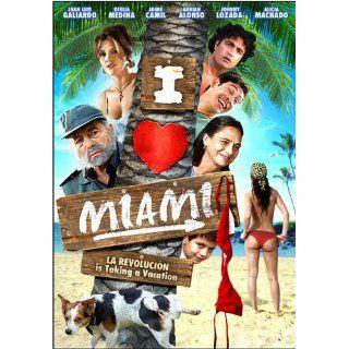 I Love Miami: Juan Luis Galiardo, Ofelia Medina, Jaime