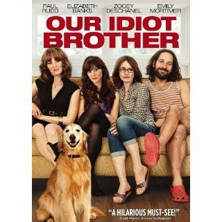 Our Idiot Brother Paul Rudd, Elizabeth Banks, Zooey