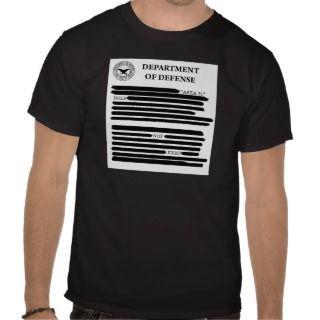 DoD Area 51 Tshirts