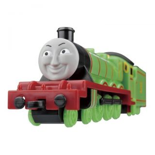 New Thomas Tank Engine Henry Train Toy 16cm Bandai Anime Japan F s