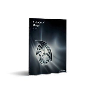 Autodesk Maya 2013    Includes a 1 year Autodesk
