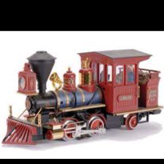 LGB Chloe Engine Locomotive Grizzly Flats Ward Kimball