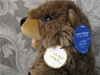 Build A Bear Plush 16 Groundhog Le 2nd in Series