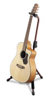 Hercules GS414X Home Series Wood Veneer Guitar Stand