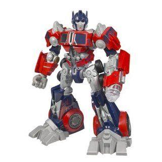 Hasbro Transformers Cyber Stompin Optimus Prime Action