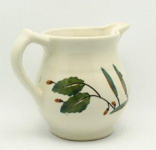 squaretrade ap6 0 hartstone pottery pitcher dated 1976 mint