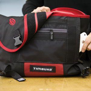 Timbuk2 D Lux Laptop Messenger Bag