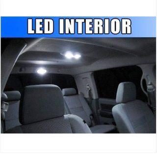 AGT 2009 2012 Nissan Maxima 12 White LED Lights Interior Package Kit