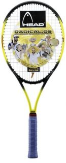Head Radical Tour Limited Edition Agassi Tennis Racquet